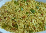 Healthy Capsicum Rice Recipe | Yummy Food Recipes