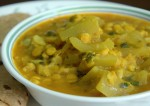 Doodhi and Chana Dal Subji Recipe