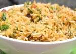 Chili Coriander Fried Rice Recipe
