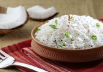 Coconut and Vegetable Rice Recipe