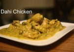 Delicious Dahi Chicken Recipe