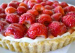 Strawberry Tarts Recipe | Desserts Food Recipes