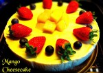 Tasty Eggless Mango Cheesecake Recipe