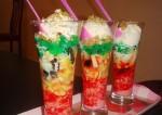 Falooda Fruit Mix recipe | Desserts Recipes | Yummy food recipes