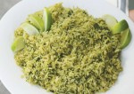 Healthy Green Rice Recipe