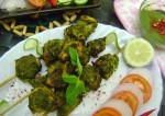 Hariyali Chicken Kebab Recipe