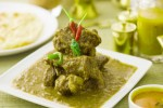 Hariyali Mutton Curry Recipe