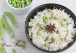 Healthy Green Peas Pulao Recipe| yummyfoodrecipes.in