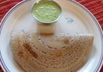 Healthy Ragi Dosa Recipe