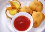 Indian Style Egg Pakora Recipe