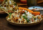 Easy Lobia Biryani Recipe