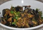 Brinjal Masala Curry   Indian Food   Vankaya Masala