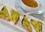 Masala Cheese Toast Recipe