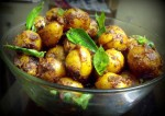 Masala Roasted Aloo Recipe