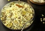 Tasty Methi Garlic Rice Recipe
