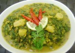 Mooli Moong Dal Recipe