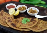 Yummy Yellow Moong Dal Paratha Recipe