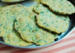 Palak Methi Poori Recipe