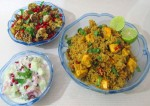 Delicious Paneer Fried Rice Recipe