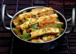 Quick and Easy Paneer Jalfrezi Recipe