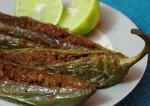 Stuffed Green Chilies Recipe | Indian Food Recipes