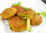 Raw Banana Potato Cutlets Recipe