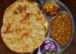 Soft Onion and Potato Kulcha Recipe