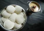 Soft Poha (Flattened Rice) Idli Recipe