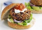 Five Spice Bean Burger Recipe