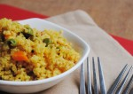 Spicy Dalia Pulao Recipe