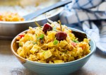 Spicy Sprouts Pulao Recipe