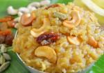 Varalakshmi Vratham Special Sweet Pongal Recipe
