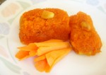Tasty Carrot Burfi Recipe