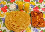 Tasty Garlic Paratha Recipe