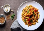 Tomato Garlic Pasta Recipe