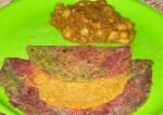 Tasty Tri Color Rotis Preparation Method | Yummy Food Recipe