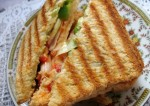 Veg Mayonnaise Sandwich Recipe