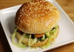 Tasty Vegetable Burger Recipe