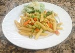 Yummy Cheesy Vegetable Pasta Recipe