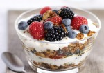 Yogurt Mixed Berry Parfait Recipe | American Breakfast | Dessert Recipes