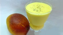 Mango Flavored Yogurt Drink